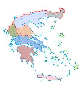 Γραφεία ιδιωτικών ερευνών, Ντετέκτιβ, νομοί της Ελλάδος